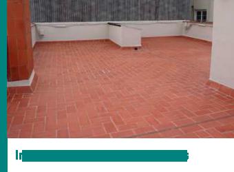 Impermeabilització de cobertes