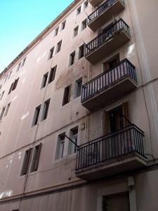 Estado inicial fachada lateral