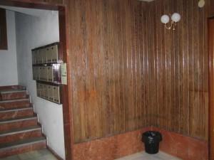 Estado inicial del vestíbulo