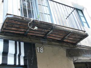 Estado inicial balcón