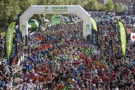 El equipo de Arla consigue su objetivo en la Trailwalker de Intermon Oxfam