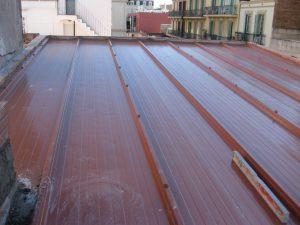 4 Vista de la cubierta rehabilitada