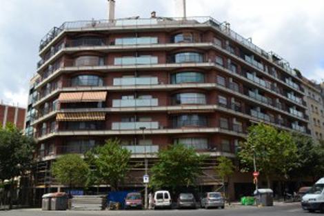 Arla rehabilita 1.500 m2 de façana a l'Eixample