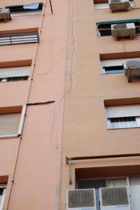 Tarradelles13_Lesion_entre_edificios