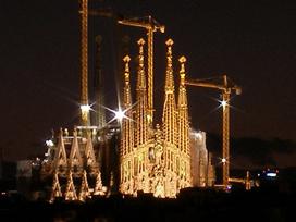Arriba el final de la construcció de La Sagrada Família