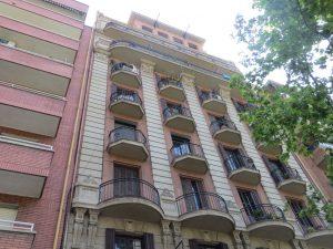 Inicio fachada principal
