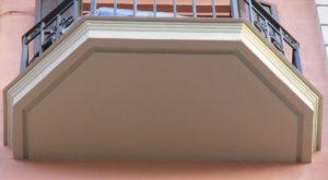 rehabilitación losa de balcon