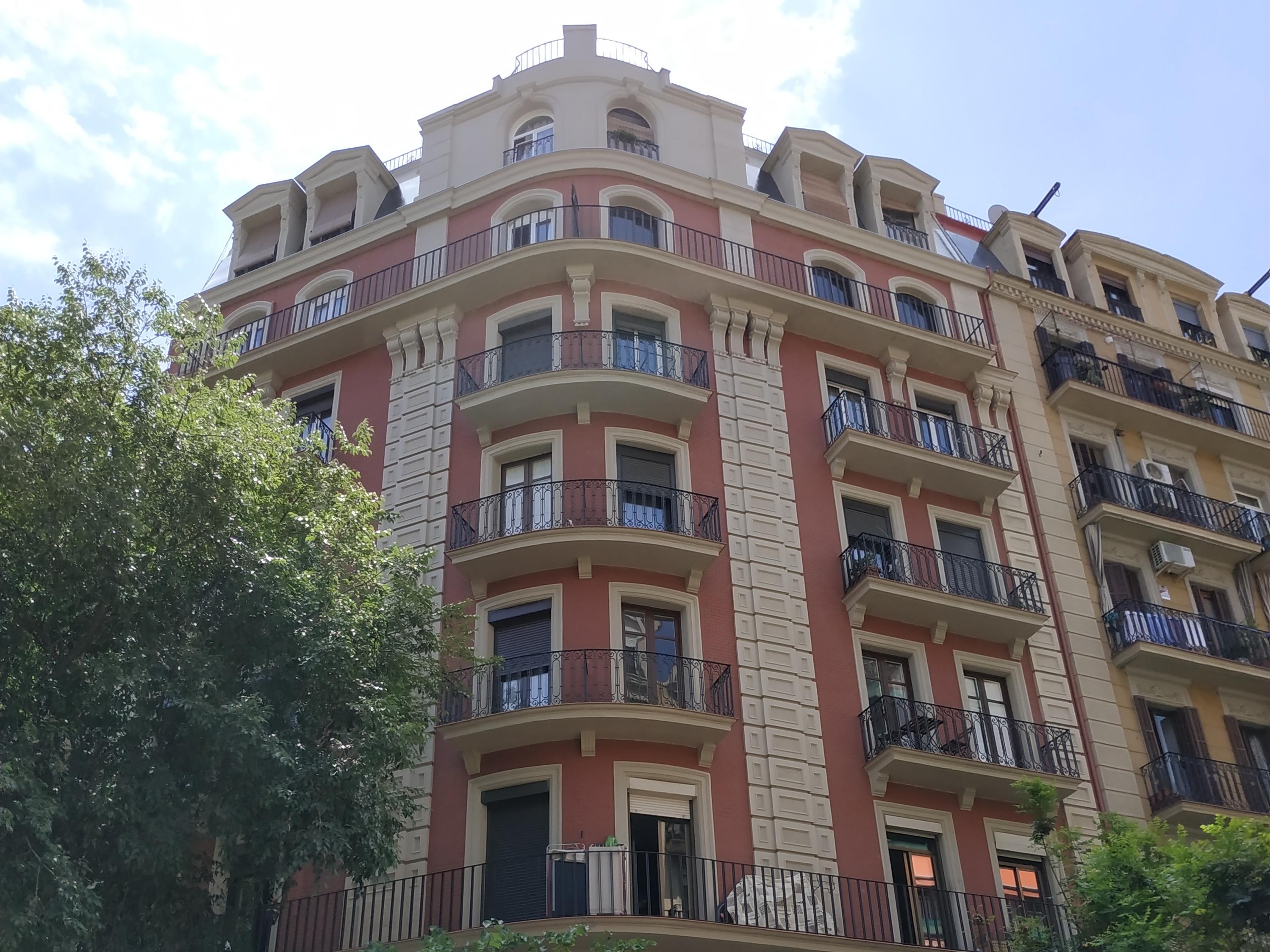 Provenza 70, Barcelona