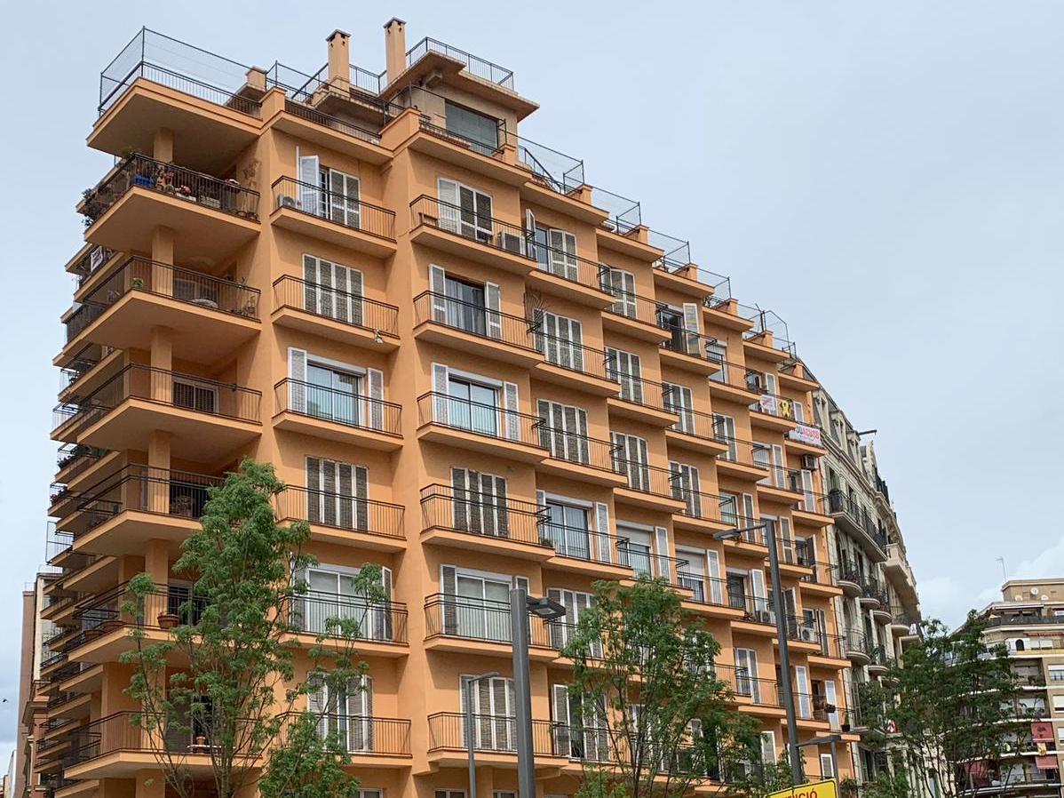 Avda. Riera de Cassoles 1, Barcelona