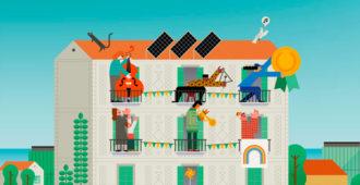 Nou portal de la Generalitat per impulsar la rehabilitació