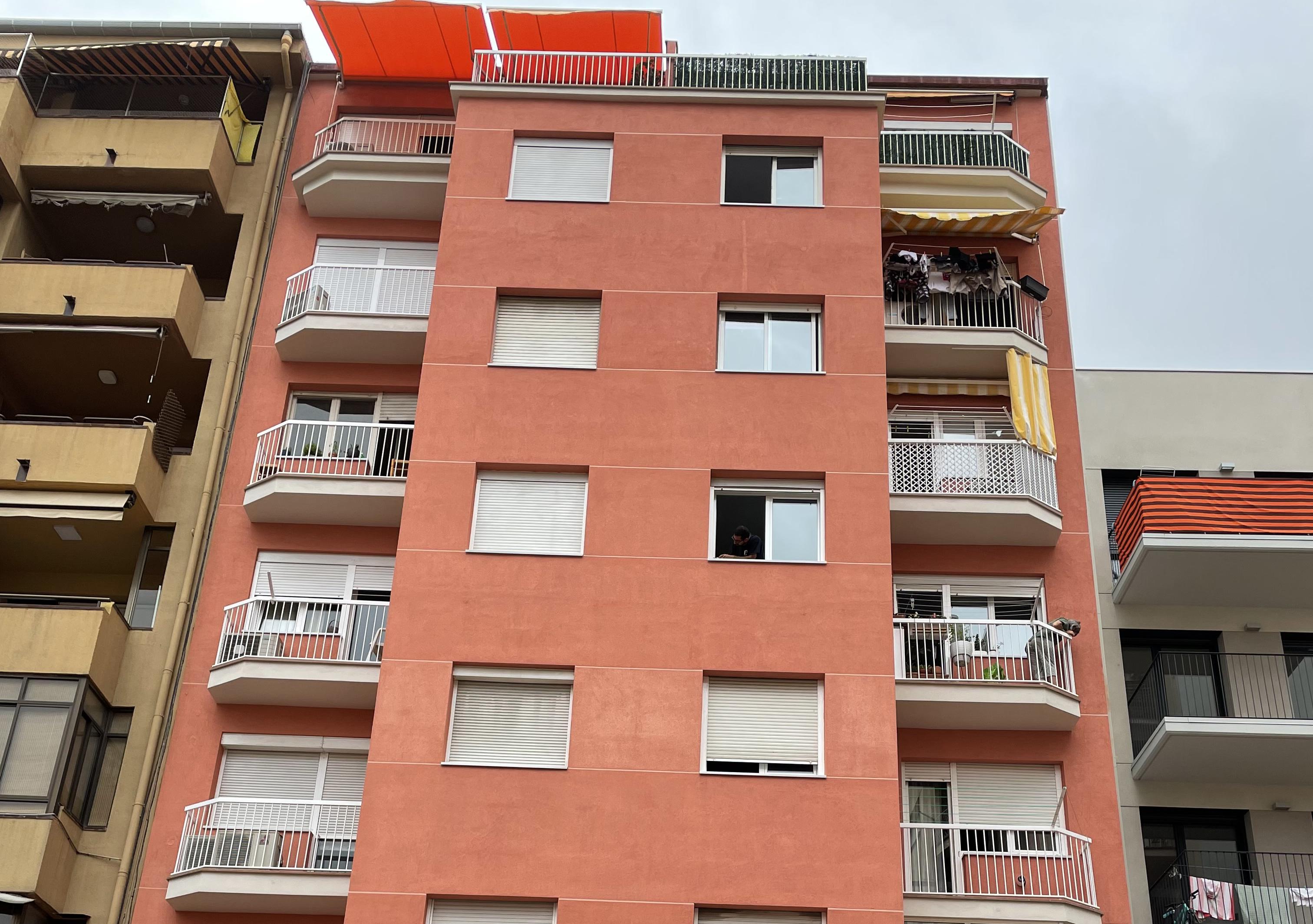 Mallorca 81, Barcelona